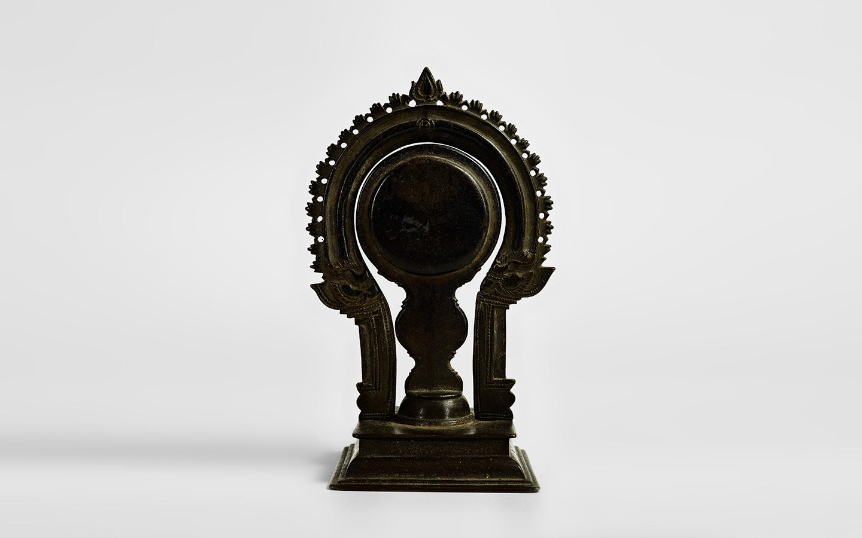 A MEDITATION MIRROR (VALKANNADI)